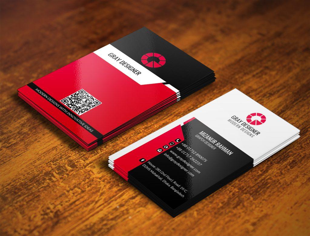 visiting card designing printing service in bangladesh